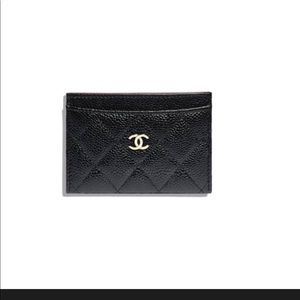 Accessories - Chanel classic card holder